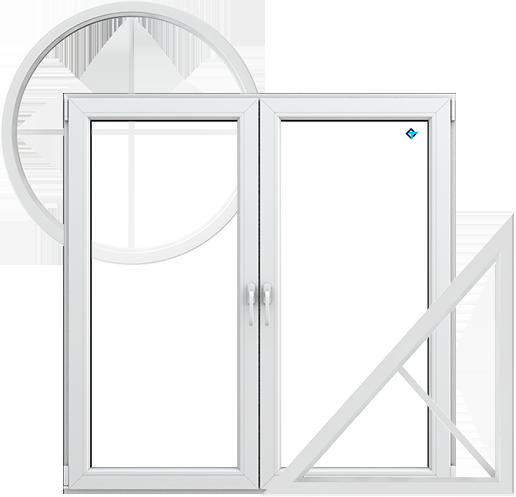 Пластиковые окна и системы